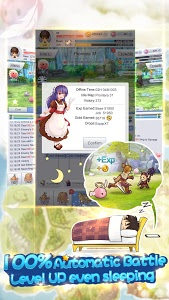 screenshot of RO: Idle Poring version 2.4.0