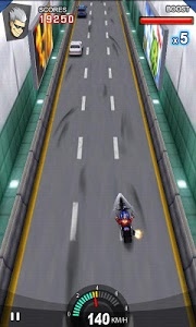screenshot of Racing Moto version 1.2.13