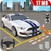 Tricky Car Parking 3D: GBT Car Games