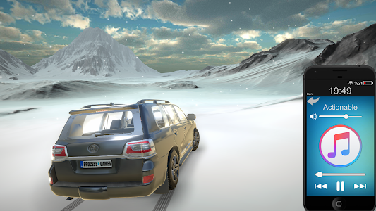 screenshot of Real Drift Simulator version 2.4