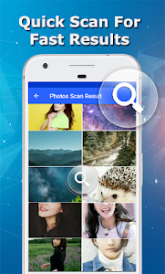 screenshot of Recover Deleted Pictures - Restore Deleted Photos version 2.3