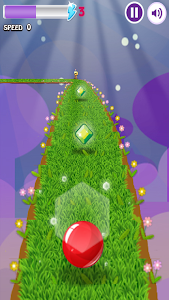 screenshot of Red Ball 6 version 1.0.2