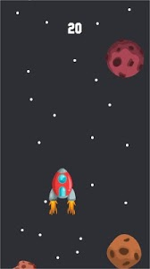 screenshot of Rocket Space version 1.0