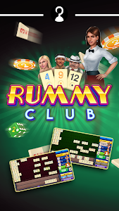 screenshot of Rummy Club version 1.38