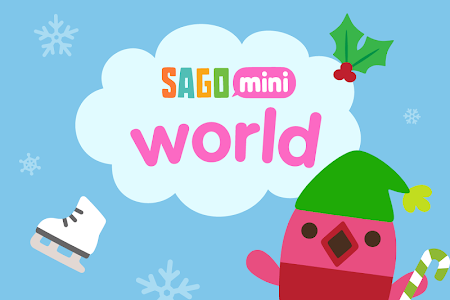screenshot of Sago Mini World version 2.0