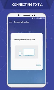 screenshot of Screen Mirroring - Mobile Connect To TV (Castto) version 2.2