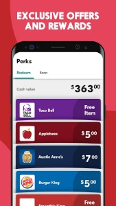 screenshot of Seamless: Restaurant Takeout & Food Delivery App version 7.89