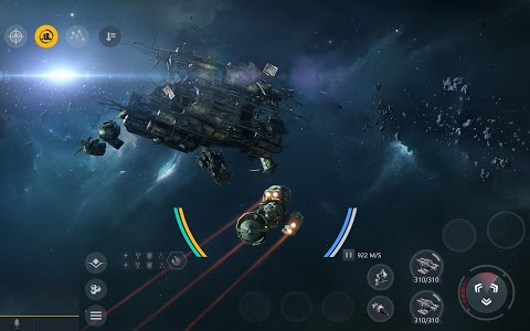 screenshot of Second Galaxy version 1.4.3