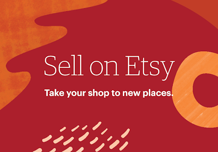 screenshot of Sell on Etsy version Varies with device