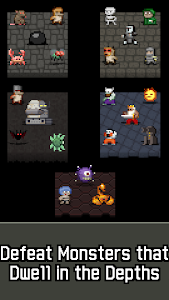 screenshot of Shattered Pixel Dungeon: Roguelike Dungeon Crawler version Varies with device