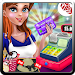 Shopping Mall Cashier Girl - Cash Register Games