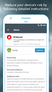 screenshot of SEP Mobile version 3.9.2