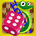 Snakes and Ladders Dice Free
