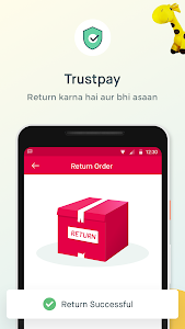 screenshot of Snapdeal Online Shopping App version 6.6.3