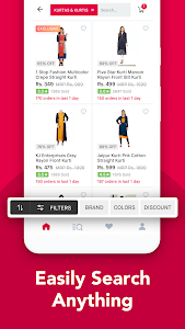 screenshot of Snapdeal Online Shopping App - Shop Online India version 6.9.0