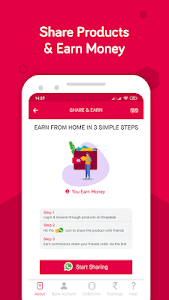 screenshot of Snapdeal Online Shopping App - Shop Online India version 7.0.3