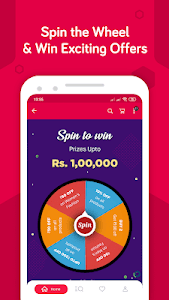 screenshot of Snapdeal Online Shopping App - Shop Online India version 6.9.9