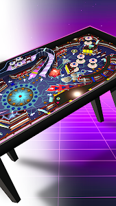 screenshot of Space Pinball: Classic game version 1.0.29