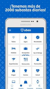 screenshot of Ubeo - Offers version Varies with device