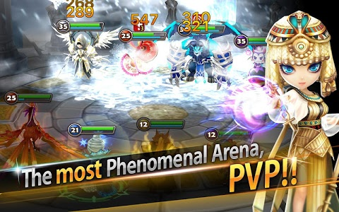 screenshot of Summoners War version 4.2.2