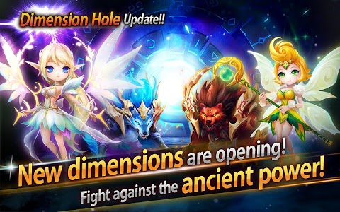 screenshot of Summoners War version 5.2.5
