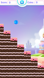 screenshot of Tap to jump candy version 1.0