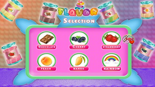 screenshot of Tasty Cotton Candy Maker: Sweet Dessert Shop version 0.1