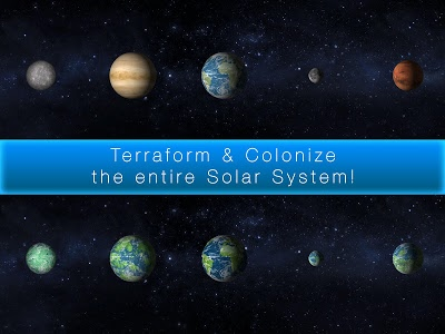 screenshot of TerraGenesis - Space Colony version 4.9.21