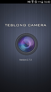 screenshot of Teslong Camera version 3.8.1