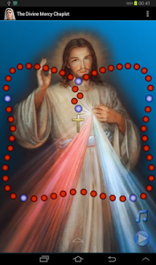 screenshot of The Holy Rosary version 1.5.6