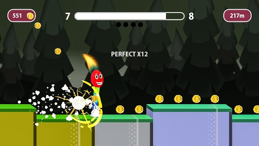 screenshot of The Tiny Flame version 1.2