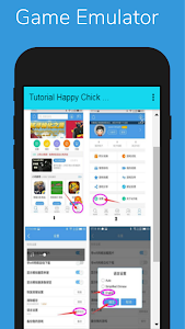 screenshot of The happy chick Tips version 1.1