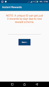 screenshot of This App will give you free coins version 1.0