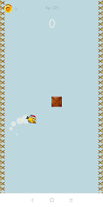 screenshot of Thunderstruck Bird Offline Game version 1.1