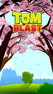 screenshot of Tom Blast version 1.0.2