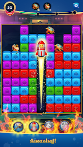 screenshot of Toys Blast version Varies with device