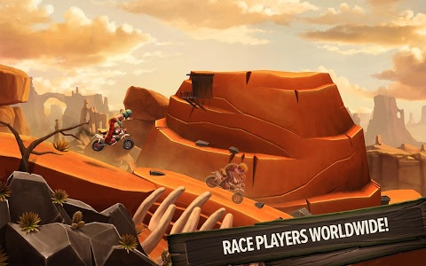 screenshot of Trials Frontier version 7.0.0