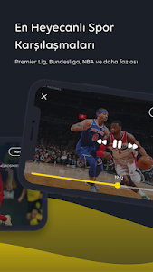 screenshot of TV+ version Varies with device