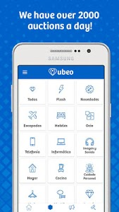 screenshot of Ubeo - Win your deals version Varies with device