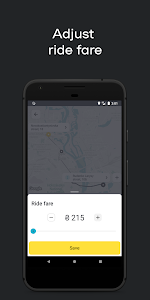 screenshot of Uklon - More Than a Taxi version Varies with device