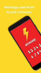 screenshot of UpCharge - Recharge your Brain version 1.0.4