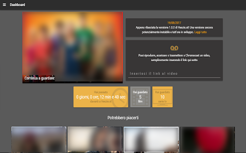 screenshot of Veezie.st - Enjoy your videos, easily. version 2.1.2