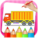 Download Vehicle Drawing and Coloring Book 1.0.0 APK