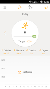 screenshot of VeryFit version 1.2.5