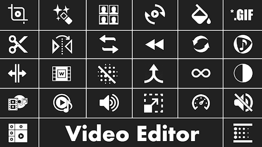 screenshot of Video Editor With Music version 1.1.4