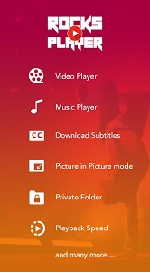 screenshot of Video Player All Format - Full HD Video Player version 8.4.1.0