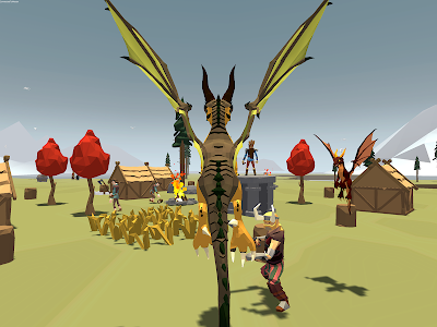 screenshot of Viking Village version 7.9.4