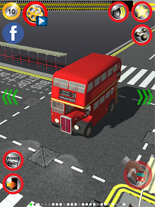 screenshot of Vintage Bus Go version 10.3.7