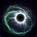 Vyomy 3D Black Hole