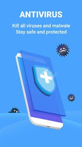 screenshot of WE Security - Antivirus Super Boost Cleaner version 1.1.7